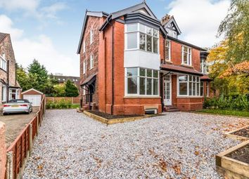 Thumbnail 5 bed semi-detached house for sale in Washway Road, Sale, Greater Manchester