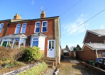 Thumbnail 4 bed end terrace house to rent in Darvill Road, Ropley, Alresford