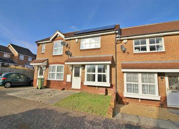 Thumbnail 2 bed terraced house for sale in St Ives Crescent, Tattenhoe, Milton Keynes