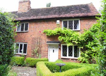 Thumbnail 3 bed cottage to rent in Church Road, Harlington, Dunstable