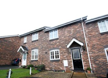 Thumbnail 2 bedroom terraced house to rent in Buttonwood Glade, Ketley