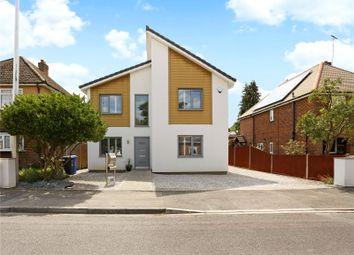 Alton Road, Fleet GU51. 4 bed detached house