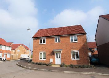 Thumbnail 4 bed detached house to rent in Sovereign Place, Hatfield