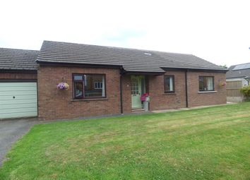 Thumbnail 3 bed detached bungalow for sale in Old Road, Longtown, Carlisle