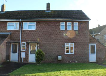 Thumbnail 3 bed end terrace house to rent in Broadhurst Road, Wittering, Peterborough