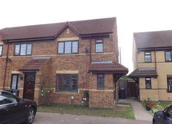 Thumbnail 3 bed semi-detached house for sale in The Paddocks, Flitwick, Bedford, Bedfordshire