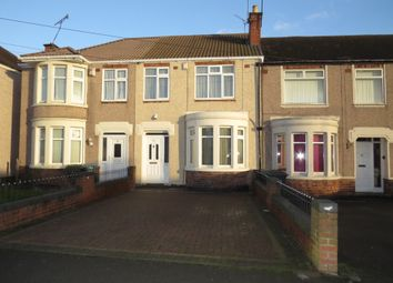 Thumbnail 3 bedroom terraced house for sale in Catesby Road, Radford, Coventry