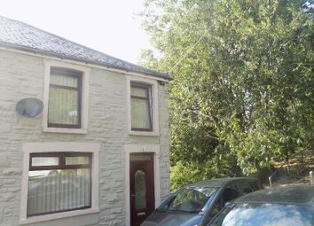 Thumbnail 3 bed terraced house for sale in James Street, Abertillery