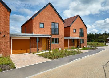 Thumbnail 3 bedroom detached house for sale in Neptune Drive, St Leonards