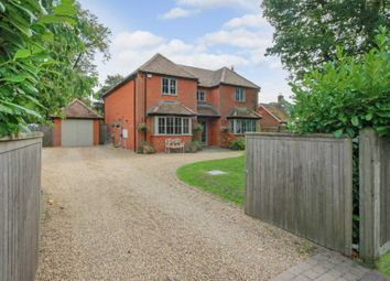 Thumbnail 4 bed detached house for sale in Leighton Road, Wingrave, Aylesbury