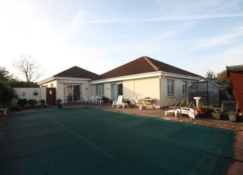 Thumbnail 4 bed bungalow for sale in Elizabeth Avenue, St Brelade