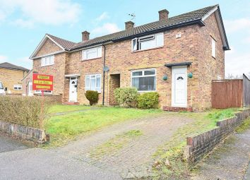 Thumbnail 3 bed end terrace house for sale in Mansfield Drive, Merstham, Redhill