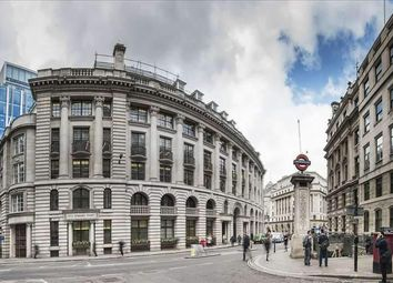Thumbnail Serviced office to let in Lombard Street, London