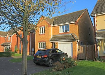 Thumbnail 3 bed detached house to rent in Burton Way, Spaldwick, Huntingdon