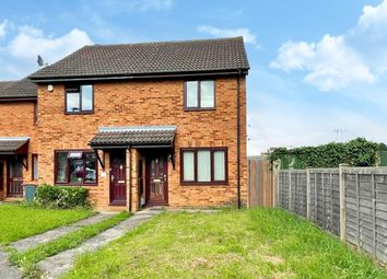Thumbnail 2 bed end terrace house for sale in Eastdale Close, Kempston, Beds