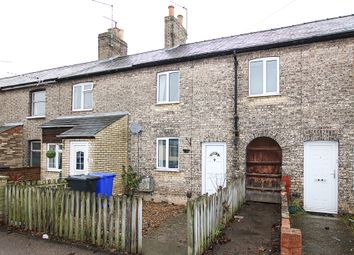 Thumbnail 2 bed terraced house to rent in Exning Road, Newmarket