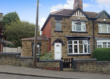 Thumbnail 2 bed semi-detached house for sale in Queens Avenue, Barnsley