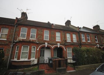 Thumbnail 1 bed flat to rent in Mersey Road, London