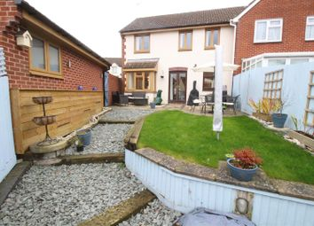 Thumbnail 3 bed semi-detached house for sale in Goldsborough Close, Eastleaze, Swindon