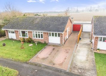Thumbnail 2 bedroom semi-detached bungalow for sale in Orchard Close, Great Hale, Sleaford