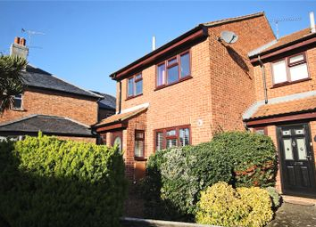 Thumbnail 3 bed end terrace house for sale in Chuters Close, Byfleet, Surrey