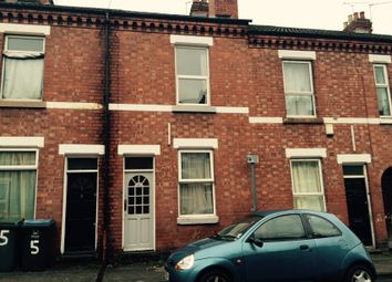 Thumbnail 4 bed terraced house to rent in Bedford Street, Earlsdon, Coventry.