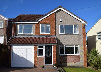 Thumbnail 4 bed detached house for sale in St. Davids Road, Otley