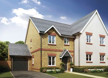 Thumbnail 3 bed semi-detached house for sale in Plot 2 The Fifield, Acacia Gardens, Wrecclesham Hill, Farnham, Surrey