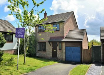 Thumbnail 3 bed detached house for sale in Carrine Road, Truro, Cornwall