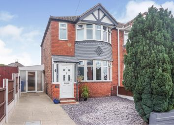 Thumbnail 3 bed semi-detached house for sale in Downs Road, Runcorn