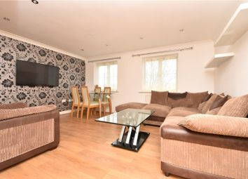 Thumbnail 2 bedroom flat for sale in Charles Street, Greenhithe, Kent
