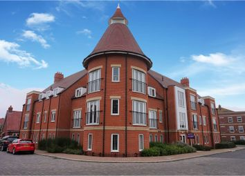 Thumbnail 2 bed flat for sale in Peterson Drive, New Waltham, Grimsby