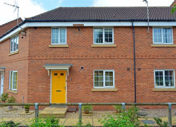 Thumbnail 1 bed flat for sale in Irwin Road, Blyton, Gainsborough