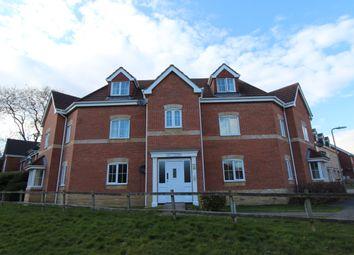 Thumbnail 2 bed flat for sale in Oak Coppice Road, Whiteley, Fareham