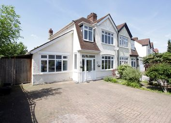 Thumbnail 4 bed semi-detached house for sale in Wimborne Way, Beckenham