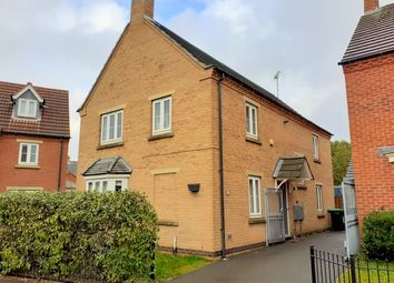 Thumbnail 4 bed detached house for sale in Hornbeam Way, Kirkby-In-Ashfield, Nottingham