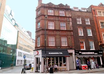 Thumbnail Studio to rent in St Giles High Street, Holborn, London