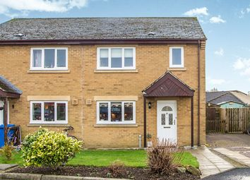 Thumbnail 3 bed semi-detached house for sale in Wreigh Burn Fields, Thropton, Morpeth