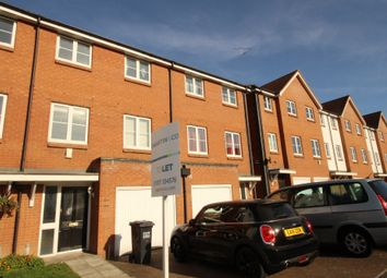 Thumbnail 4 bed town house to rent in Chambers Grove, Welwyn Garden City