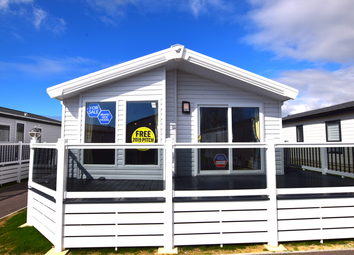 Thumbnail 2 bed lodge for sale in Eastbourne Road, Pevensey Bay, Pevensey