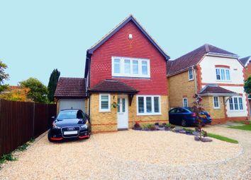 Summerleigh Walk, Stubbington, Fareham PO14. 3 bed detached house