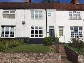 Thumbnail 3 bed terraced house to rent in Main Street, Swanland, North Ferriby
