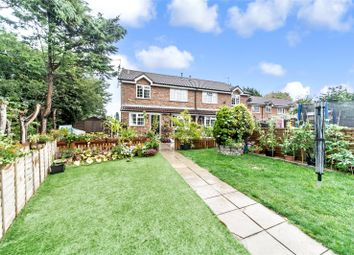 Thumbnail 2 bed semi-detached house for sale in Stonecross Lea, Chatham, Kent
