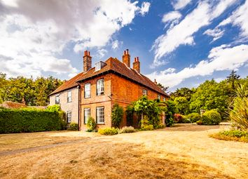 Thumbnail 4 bed property to rent in Haw Farmhouse, Hampstead Norreys