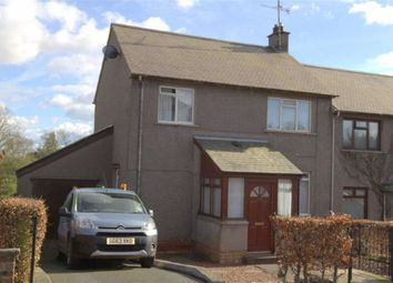 Thumbnail 3 bed end terrace house for sale in Briery Baulk, Duns, Berwickshire