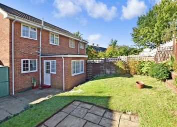 Thumbnail 3 bed semi-detached house for sale in Collards Close, Freshwater, Isle Of Wight