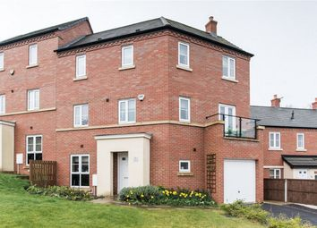 Thumbnail 3 bed town house for sale in Springbank Road, Edgbaston, Birmingham, West Midlands