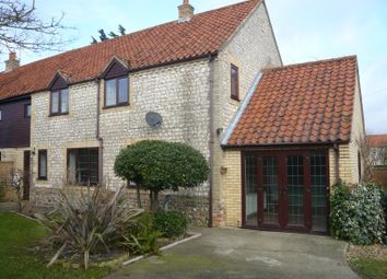 Thumbnail 3 bed barn conversion to rent in Hovells Lane, Northwold, Thetford