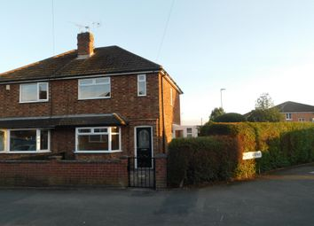 Thumbnail 3 bed semi-detached house to rent in Maple Avenue, Leicester