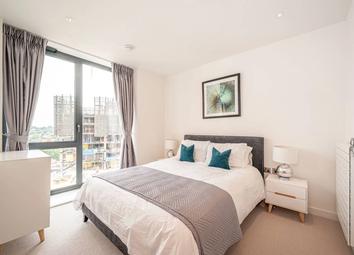 Thumbnail 1 bedroom flat to rent in Elvin Gardens, Wembley